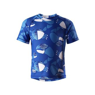 reima Azores UV-Shirt Kinder Blue
