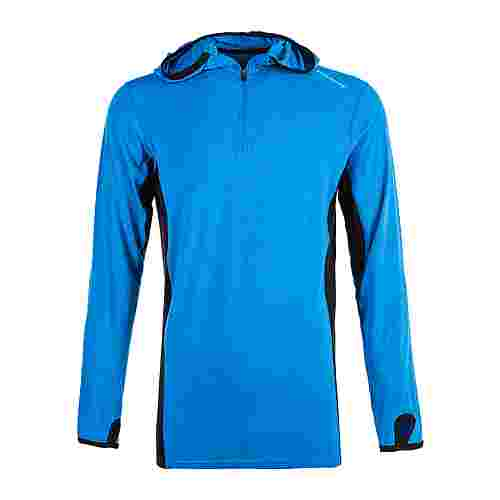 Endurance Langarmshirt Herren 2059 Imperial Blue