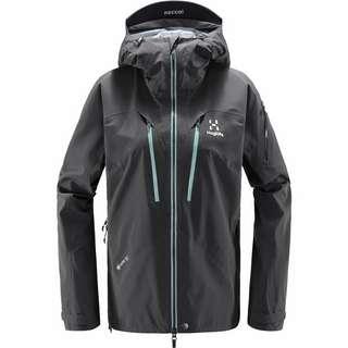 Haglöfs GORE-TEX® Spitz Jacket Hardshelljacke Damen Magnetite