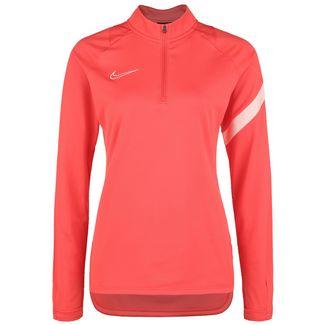 Nike Academy Pro Funktionssweatshirt Damen rot / korall