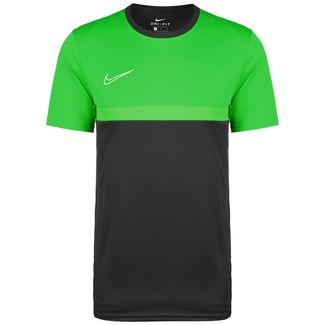 Nike Dry Academy Pro Funktionsshirt Herren anthrazit / grün