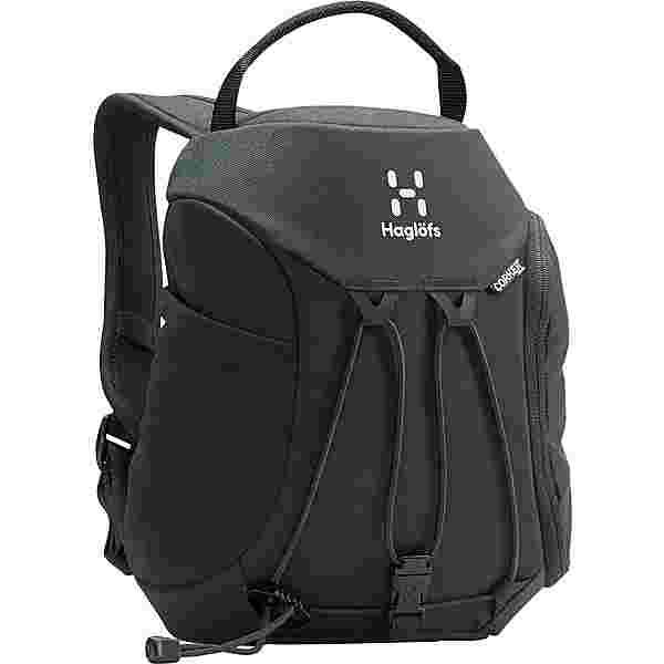 Haglöfs Corker  X-Small Trekkingrucksack True black/true black