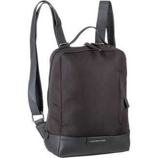 Kapten & Son Rucksack Lillestrom Daypack all black