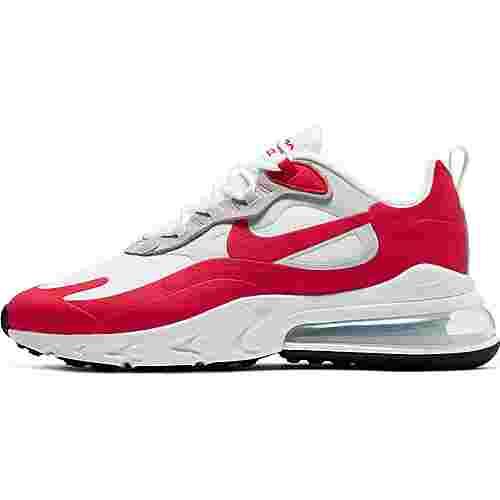 Nike Air Max 270 React Sneaker Herren white university red pure platinum black im Online Shop von SportScheck kaufen
