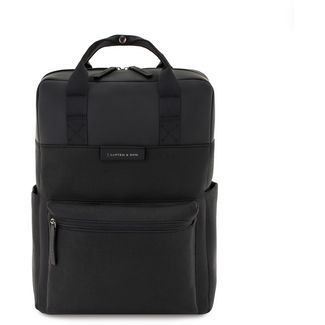 Kapten & Son Rucksack Bergen Daypack all black