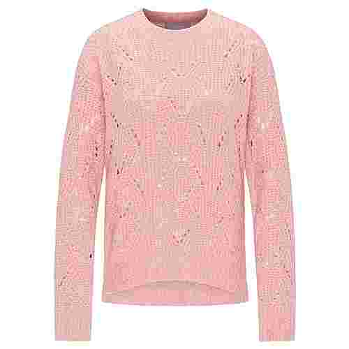Usha Strickpullover Damen rosa