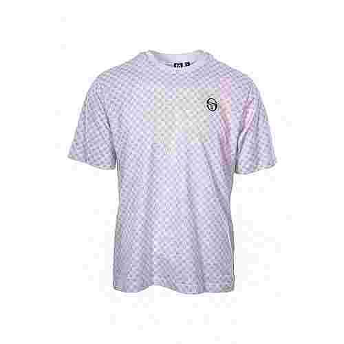 SERGIO TACCHINI Din T-Shirt T-Shirt Herren white/navy