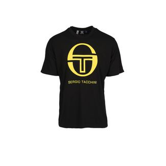 SERGIO TACCHINI Iberis T-Shirt T-Shirt Herren black/lime