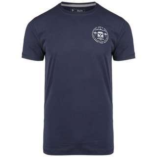 VAN ONE Home Is T-Shirt Herren blau