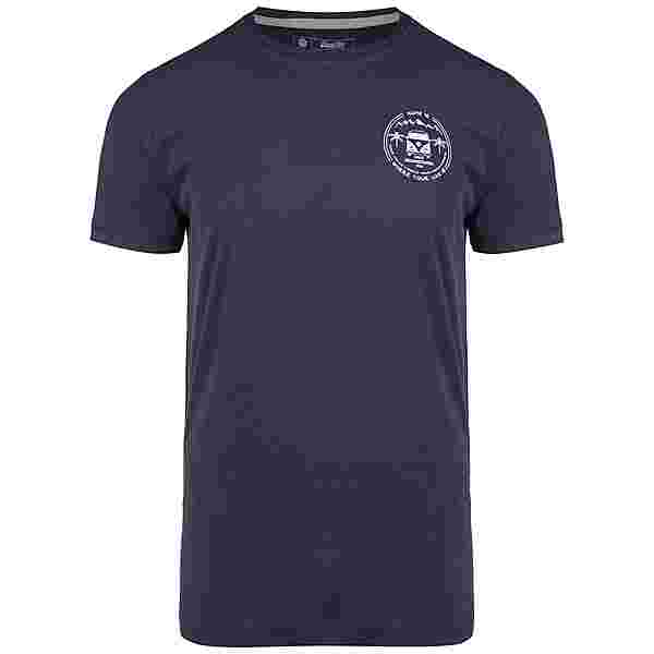 VAN ONE Home Is T-Shirt Herren blau