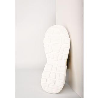 SERGIO TACCHINI Woxed Mix Sneaker Herren ice/sungo