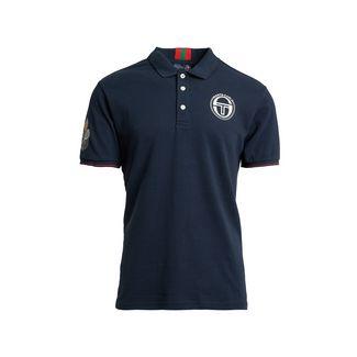 SERGIO TACCHINI Faroe/MC/Staff/Polo Poloshirt Herren nav/appred