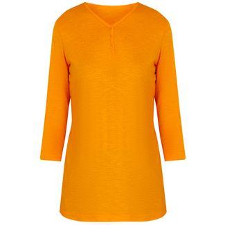 Finn Flare Sweatshirt Damen orange
