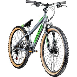 Galano G600 26 Zoll Dirtbike MTB Fahrrad MTB Hardtail grau/grün