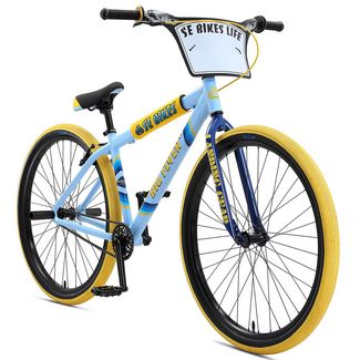 Galano Big Flyer 29 Zoll Wheelie Bike MTB Hardtail SE blue