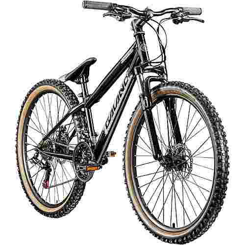 Galano G600 26 Zoll Dirtbike MTB Fahrrad MTB Hardtail schwarz/silbergrau