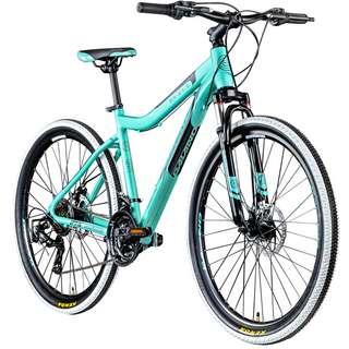 Galano GX-27,5 650B Mountainbike Fahrrad MTB Hardtail türkis