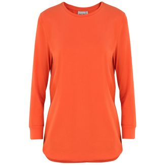 Finn Flare Sweatshirt Damen mandarine