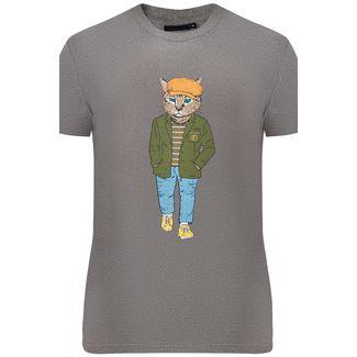 Finn Flare Printshirt Herren mouse MG