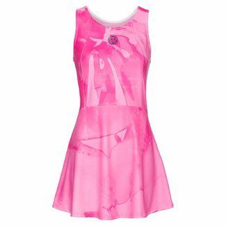 BIDI BADU Youma Tech Dress (3 In 1) Tenniskleid Damen pink/dunkelblau