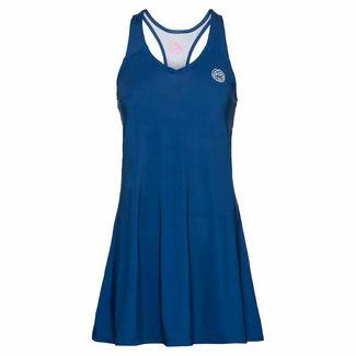 BIDI BADU Enna Tech Dress Tenniskleid Kinder dunkelblau