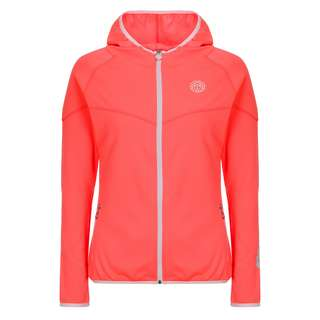 BIDI BADU Inga Tech Jacket Funktionsjacke Damen coral