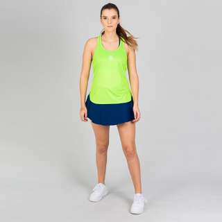 BIDI BADU Mea Tech Tank Tennisshirt Damen neongelb