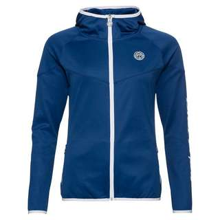 BIDI BADU Inga Tech Jacket Funktionsjacke Damen dunkelblau/weiß