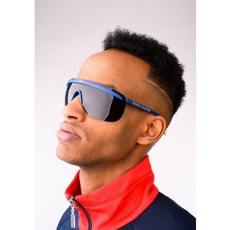 SERGIO TACCHINI Eyewear Technical black Sonnenbrille Herren navy