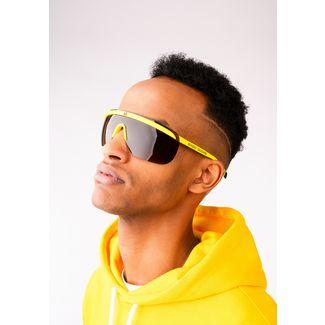 SERGIO TACCHINI Eyewear Technical black Sonnenbrille Herren yellow