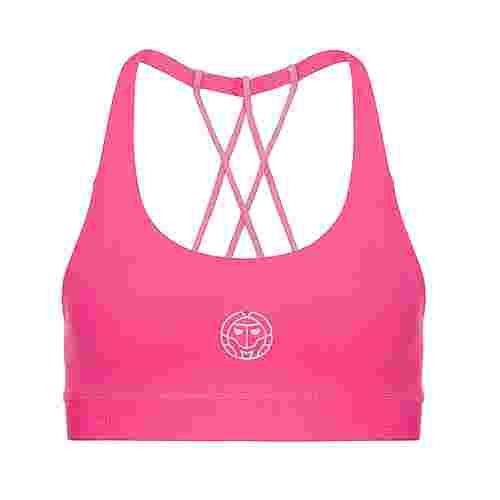 BIDI BADU Letty Tech Strappy Bra Sport-BH Damen pink