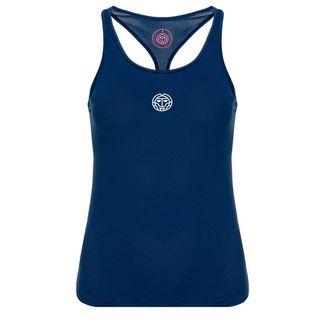 BIDI BADU Rahel Tech Tank Tennisshirt Kinder dunkelblau