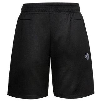 BIDI BADU Danyo Basic Short Tennisshorts Herren schwarz