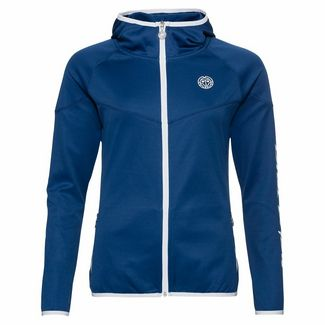 BIDI BADU Grace Tech Jacket Funktionsjacke Kinder dunkelblau/weiß
