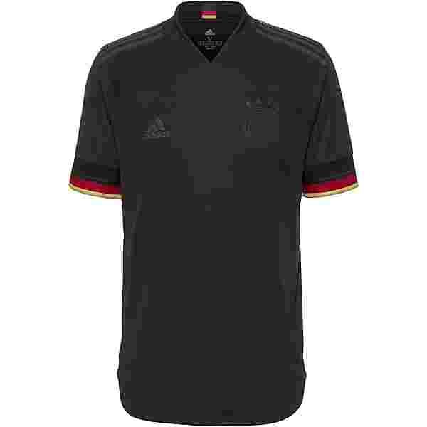 adidas DFB Authentic EM 2021 Auswärts Trikot Herren black