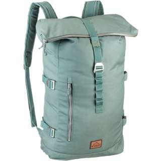 McKinley Rucksack Daybag London Rolltop 32L Daypack green dark