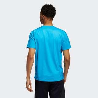 adidas FreeLift Primeblue T-Shirt T-Shirt Herren Blau
