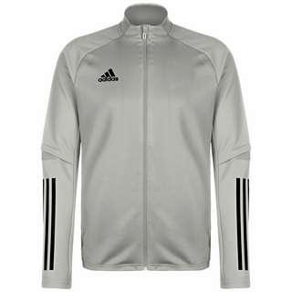 adidas Condivo 20 Trainingsjacke Herren grau / schwarz