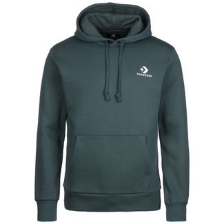 CONVERSE Star Chevron Embroidered Hoodie Herren grün