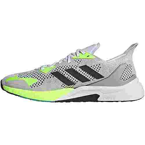 adidas x9000L3 Sneaker Herren core black-grey two f17-signal green