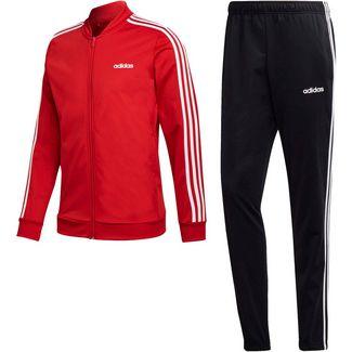adidas Trainingsanzug Herren scarlet