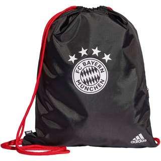 adidas FC Bayern Turnbeutel black