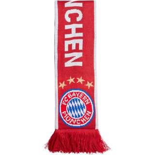 adidas FC Bayern Fanschal fcb true red