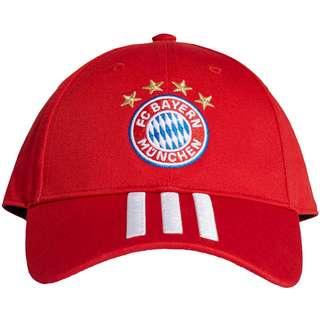 adidas FC Bayern Cap fcb true red