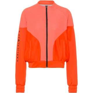 adidas Karlie Kloss Aeroready Sweatjacke Damen active orange