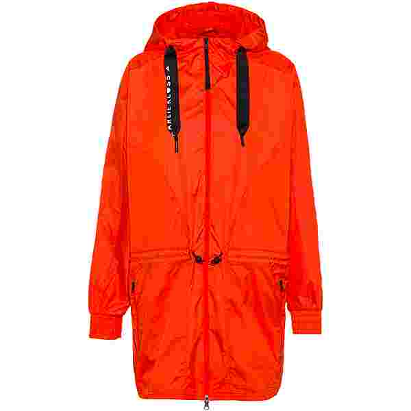 adidas Karlie Kloss Wind.Ready Parka Damen active orange