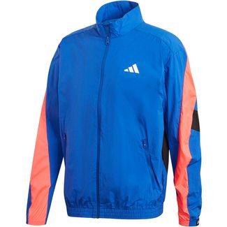 adidas Urban Nylonjacke Herren team royal blue