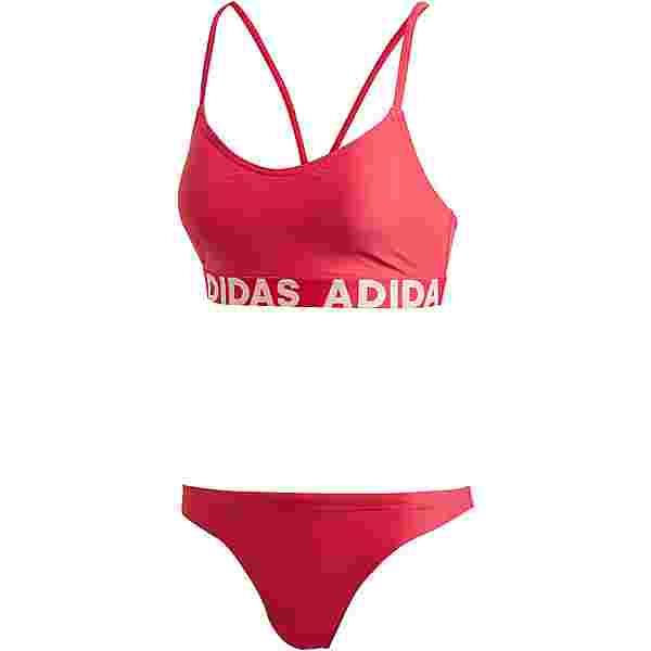 adidas Bikini Set Damen power pink