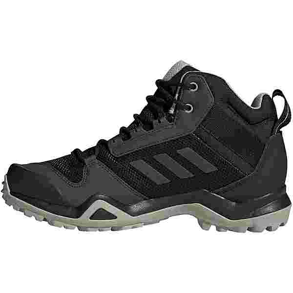 adidas GTX AX 3 Mid Wanderschuhe Damen core black