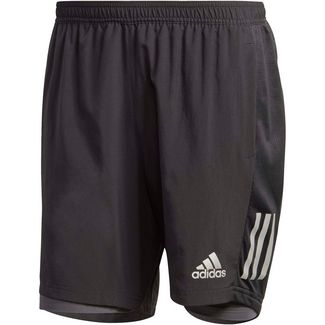 adidas OWN THE RUN Laufshorts Herren black